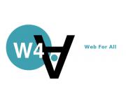 web4all logo