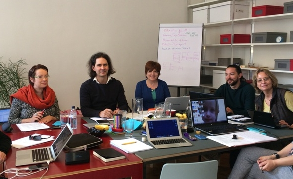 Project members workshop in Vienna - April 2015