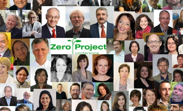 ZERO PROJECT CONFERENCE 2016: Innovative Policies and Practices on Inclusive Education and ICT